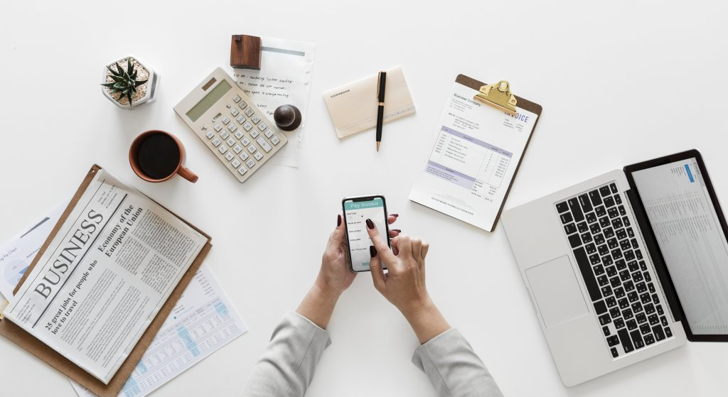 getting business finances in order